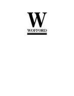 W WOFFORD