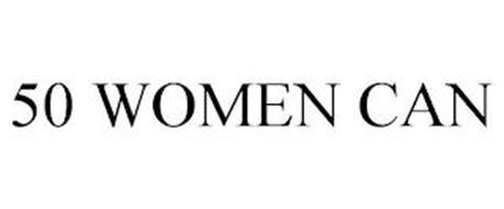 50 WOMEN CAN