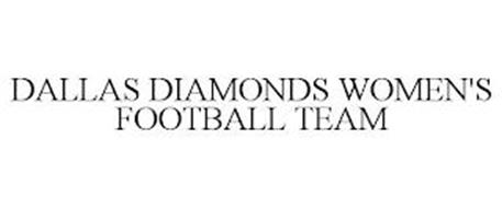 DALLAS DIAMONDS WOMEN'S FOOTBALL TEAM