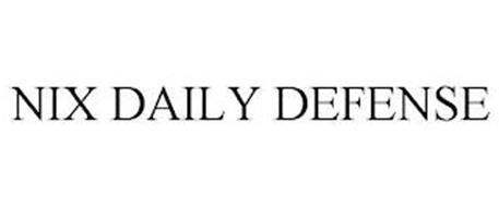 NIX DAILY DEFENSE