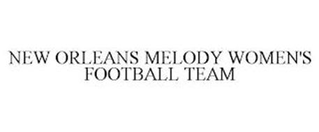 NEW ORLEANS MELODY WOMEN'S FOOTBALL TEAM