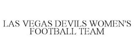 LAS VEGAS DEVILS WOMEN'S FOOTBALL TEAM