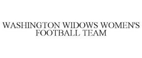 WASHINGTON WIDOWS WOMEN'S FOOTBALL TEAM