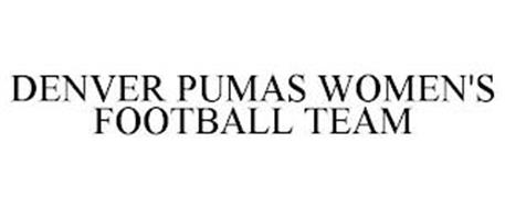 DENVER PUMAS WOMEN'S FOOTBALL TEAM