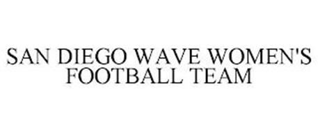SAN DIEGO WAVE WOMEN'S FOOTBALL TEAM