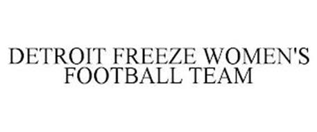 DETROIT FREEZE WOMEN'S FOOTBALL TEAM