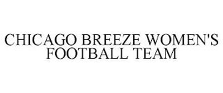 CHICAGO BREEZE WOMEN'S FOOTBALL TEAM