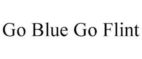 GO BLUE GO FLINT