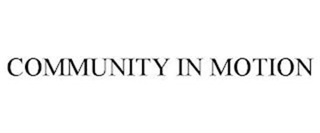 COMMUNITY IN MOTION