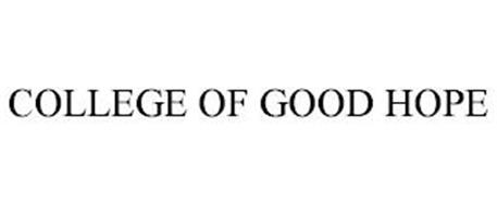 COLLEGE OF GOOD HOPE