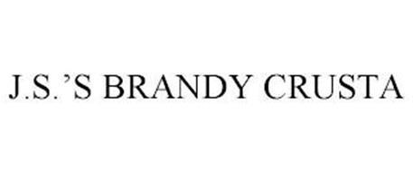 J.S.'S BRANDY CRUSTA