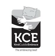 KCE KINDCUDDLEEMBRACE THE EMBRACING BED!
