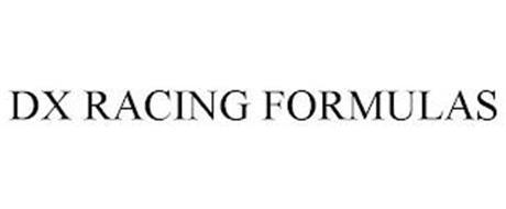 DX RACING FORMULAS