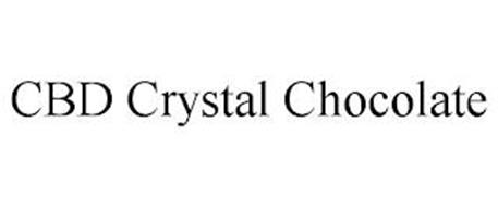 CBD CRYSTAL CHOCOLATE