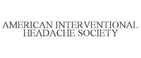 AMERICAN INTERVENTIONAL HEADACHE SOCIETY