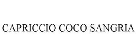 CAPRICCIO COCO SANGRIA
