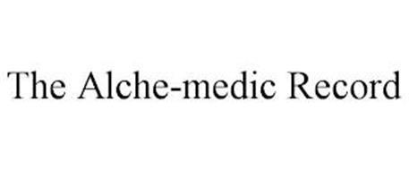 THE ALCHE-MEDIC RECORD