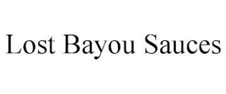 LOST BAYOU SAUCE