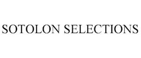 SOTOLON SELECTIONS