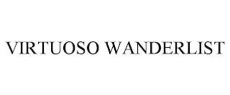 VIRTUOSO WANDERLIST