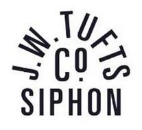 J.W. TUFTS CO. SIPHON