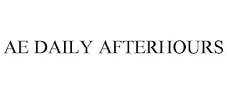 AE DAILY AFTERHOURS