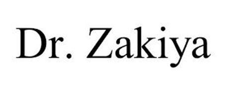 DR. ZAKIYA