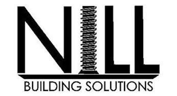 NILL BUILDING SOLUTIONS