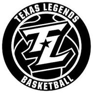 TEXAS LEGENDS BASKETBALL TL