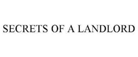 SECRETS OF A LANDLORD