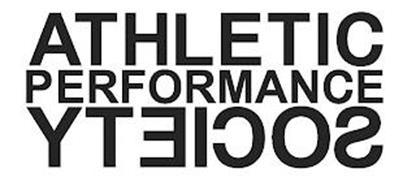 ATHLETIC PERFORMANCE SOCIETY