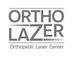 ORTHO LAZER ORTHOPEDIC LASER CENTER