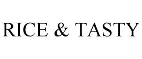 RICE & TASTY