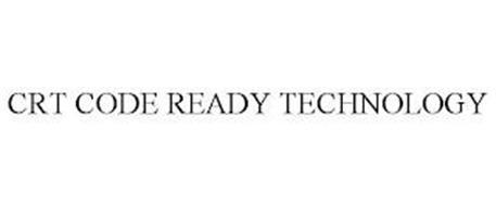 CRT CODE READY TECHNOLOGY