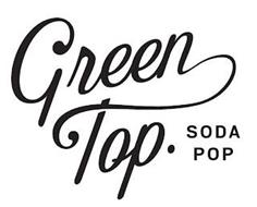 GREEN TOP. SODA POP