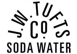 J.W. TUFTS CO. SODA WATER