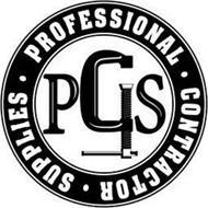 PROFESSIONAL CONTRACTOR SUPPLIES PCS