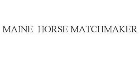 MAINE HORSE MATCHMAKER