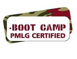 BOOT CAMP PMLG CERTIFIED