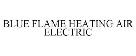 BLUE FLAME HEATING AIR ELECTRIC