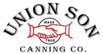 UNION SON CANNING CO. MADE TRUE