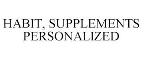 HABIT, SUPPLEMENTS PERSONALIZED