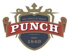 PUNCH REAL FABRICA DE TABACOS EST. 1840