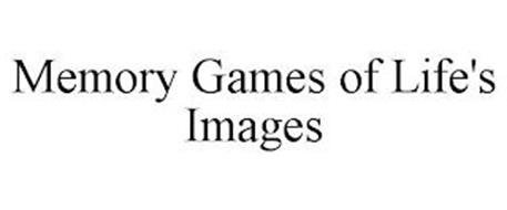 MEMORY GAMES OF LIFE'S IMAGES