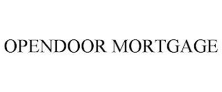 OPENDOOR MORTGAGE