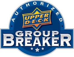 AUTHROIZED UPPER DECK GROUP BREAKER