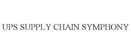 UPS SUPPLY CHAIN SYMPHONY