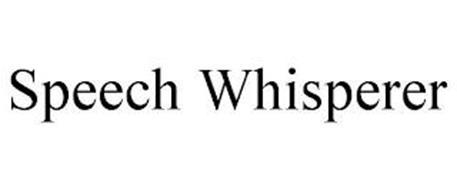 SPEECH WHISPERER