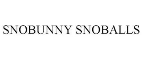 SNOBUNNY SNOBALLS
