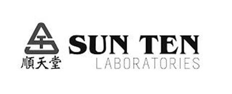 ST SUN TEN LABORATORIES